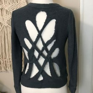 Chaser super soft sweater size M